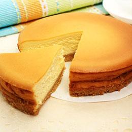超濃純★6吋純味重乳酪<br>買就送:小芋頭蛋糕