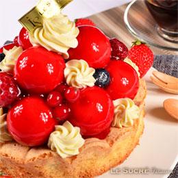 莓果寶石蛋糕<br>買就送:布朗尼