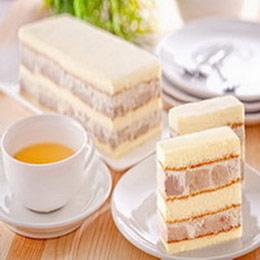 真芋頭蛋糕+拿破崙派