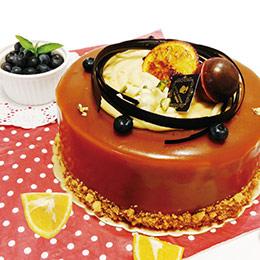 新品★焦糖紳士蛋糕