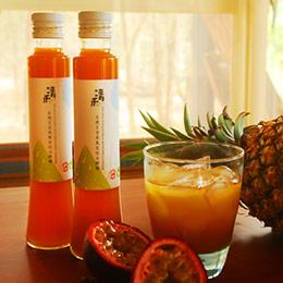 有機百香果鳳梨酵醋(2入)