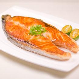 挪威厚切鮭魚2入組