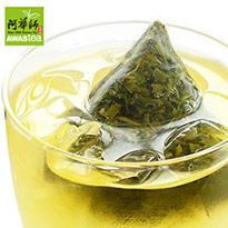 纖烘焙清爽綠茶x2盒(18包/盒)