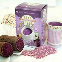 紫爵地瓜★活力燕麥輕食飲(3盒)