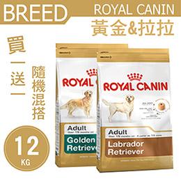 法國皇家 Royal Canin 黃金&拉拉/狗狗飼料