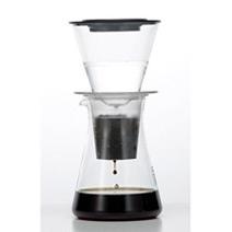 IWAKI 冰滴咖啡壺440ml 再送丸型濾紙100張