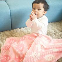 瑞典Klippan舒柔純棉毯