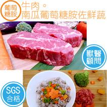 牛肉-葡萄糖胺南瓜佐鮮蔬真鮮包