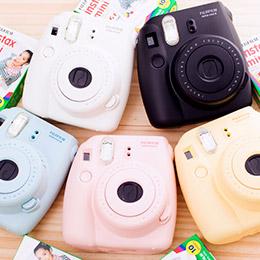 富士Mini8拍立得底片相機 (可門市取貨)