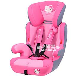 Hello Kitty 成長型兒童汽車安全座椅