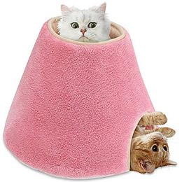 【日本Marukan】貓咪錐型遊戲貓窩