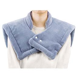 Sunlus三樂事-暖暖頸肩雙用熱敷柔毛墊