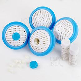 【快樂家】神奇魔術陶瓷環保洗衣球超值組