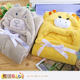 柔舒絨造型嬰兒毯