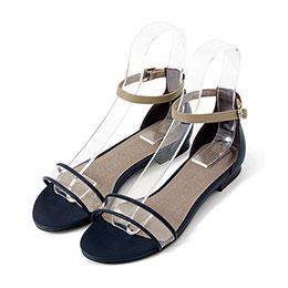 透明鞋面涼鞋