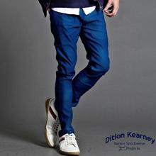 韓國平輸保暖內刷毛彈性合身工作褲