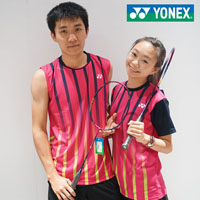 YONEX排汗舒適運動衫