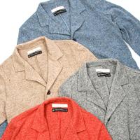 日本製針織風衣外套