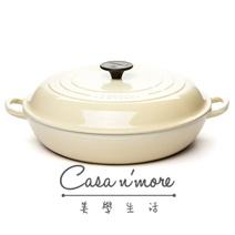 Le Creuset 30cm 壽喜鍋 鑄鐵鍋