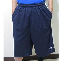 台灣製加大尺碼吸濕排汗七分褲