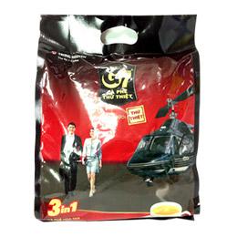 G7三合一即溶咖啡16g*50P*3袋