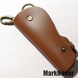 黃牛皮皮革鑰匙包