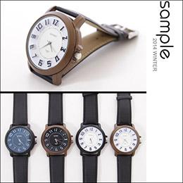 任2件999,韓國空運立體數字圓框手錶