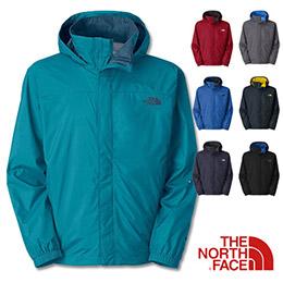The North Face防水風衣外套