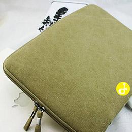 13.3吋 簡約素面筆電避震袋