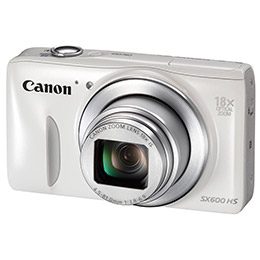 Canon SX600HS 18倍光學變焦數位相機