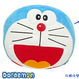 哆啦A夢變銅鑼燒微笑頭枕