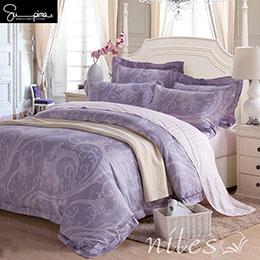 尼羅埃及棉/皮馬棉寢飾系列雙人床包組全面7折起