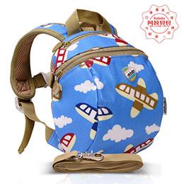 嬰幼兒童防走失雙肩背包小書包
