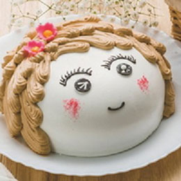 巧克樂多媽咪造型蛋糕