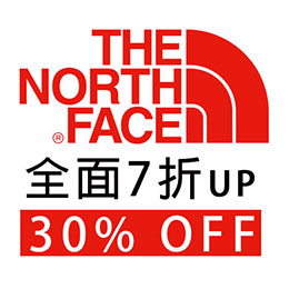 The North Face 全面7折