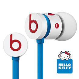 BEATS urbeats Hello Kitty 40週年特別限量版耳塞式耳機