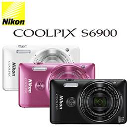 Nikon COOLPIX S6900 自拍神器