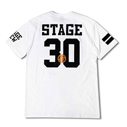 STAGE LOGO NUMERAL