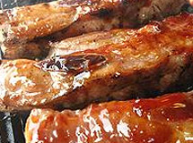 頂級美式豬肋排