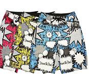STUSSY海灘褲