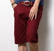 爵品社 層次口袋短褲