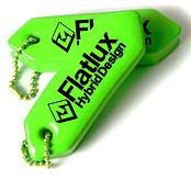 FLATLUX鑰匙圈