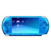 PSP主機躍動藍