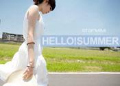 渡假純白雕花蕾絲洋裝