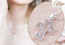 楊千霈款虔誠純銀項鍊