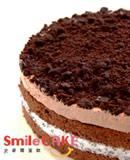 Smile cake黑岩香蕉