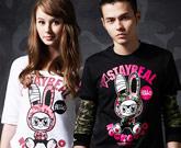 Camo Bunny迷彩兔兔T