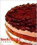 黑岩香蕉巧克蛋糕