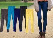 流行女裝,針織,丹寧,內搭褲,女鞋,穿搭,時尚