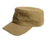 ZIP帆布工作鴨舌帽
